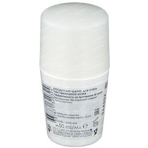 Vichy Deodorant Anti-Transpiratie Gevoelige of Geëpileerde Huid 48h 50 ml roller