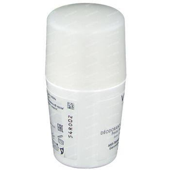 Vichy Deodorant Anti-Transpirant 48h Peau Sensible Ou Epilée 50 ml rouleau