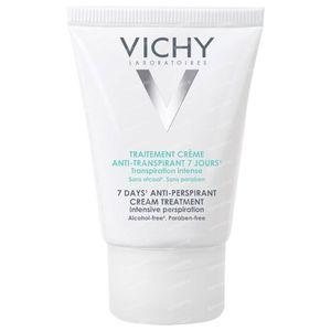 Vichy Deodorant Anti-Transpiratie Crème 7 Dagen 30 ml