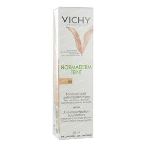 Vichy Normaderm Teint 25 Nude SPF20 30 ml