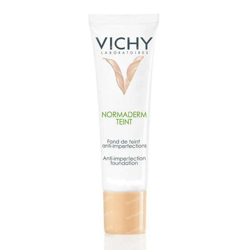 Vichy Normateint Anti Imperfection Foundation Review