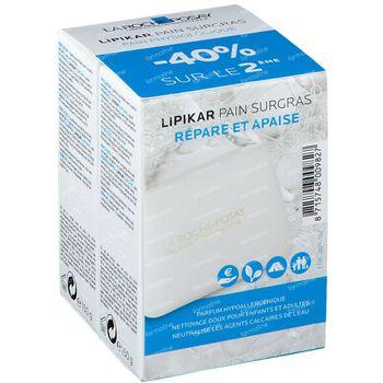 La Roche-Posay Lipikar Surgras Pain DUO 2x150 g