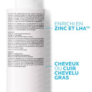 La Roche-Posay Kerium Vette Schilfers 200 ml