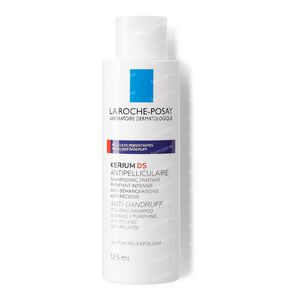 La Roche-Posay Kerium DS Antipelliculaire Intensif 125 ml