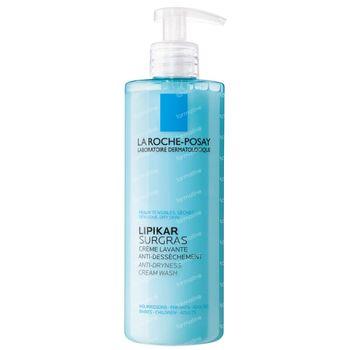 La Roche-Posay Lipikar Surgras Savon-Crème 400 ml