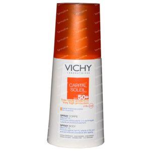 Vichy Zonnespray UV 50 125 ml