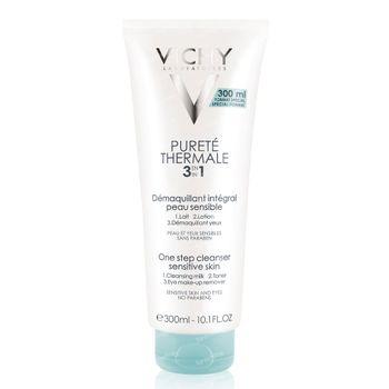 Vichy Pureté Thermale 3 en 1 Démaquillant Intégral 300 ml