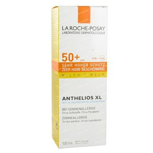 La Roche Posay Anthelios UV 50 Zijdezacht 100 ml melk
