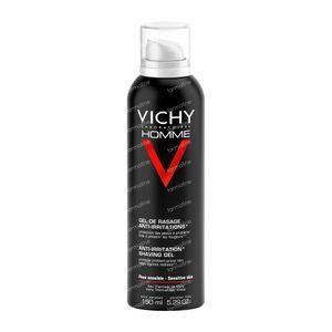 Vichy Homme Anti-Irritatie Scheergel 150 ml
