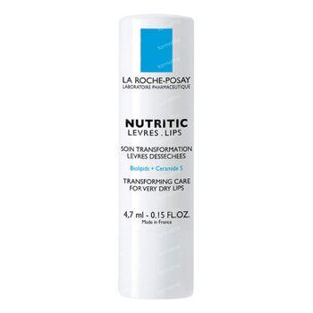 La Roche-Posay Nutritic Lippenbalsem 4,7 ml