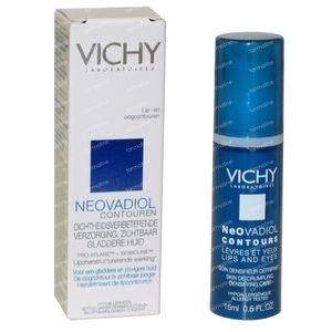 Vichy Neovadiol Omtrek Ogen/Lippen 15 ml