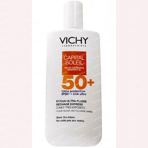 Vichy Zon Mat Gelaat UV 50 40 stuks