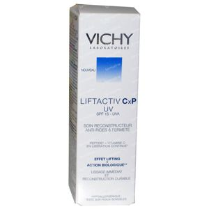 Vichy Liftactiv Cxp UV 15 50 ml