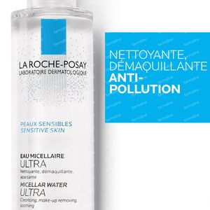 La Roche-Posay Solution Micellaire Physiologique 400 ml
