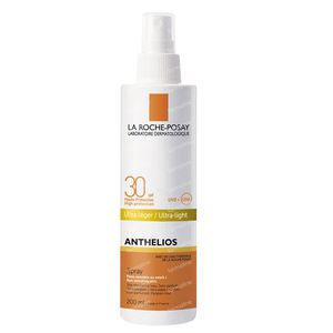 La Roche Posay Anthélios SPF30 Zonnespray 200 ml spray