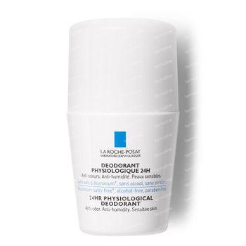 La Roche-Posay Fysiologisch Deodorant 24h Roll-On 50 ml