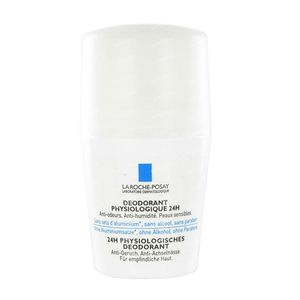 La Roche Posay Physiological Deodorant  24h Roll-On 50 ml
