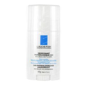 La Roche Posay Fysiologisch Deodorant 24h Stick 40 g stick