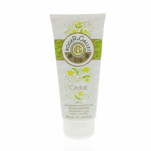 Roger & Gallet Cedrat Lichaamslotion 200 ml Lotion