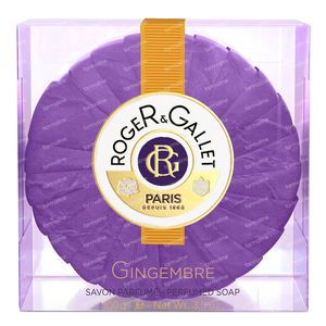 Roger & Gallet Gingembre Perfumed Soap 100 g