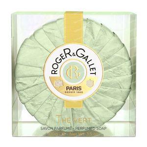 Roger & Gallet Thé Vert Geparfumeerde Zeep 100 g