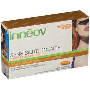 Innéov Sensibilité Solaire 30 capsules