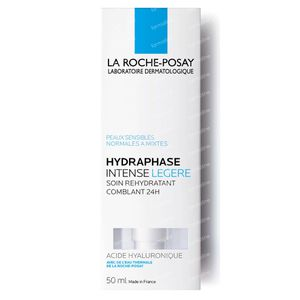 La Roche-Posay Hydraphase Intense Licht 50 ml