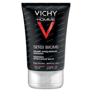 Vichy Homme Sensi-Baume Mineral 75 ml