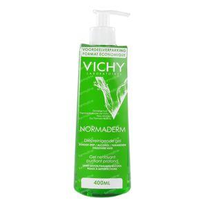 Vichy Normaderm Gel Detergente Purificante Profondo 400 ml