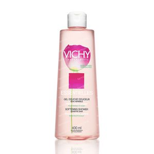 Vichy Essentialles Showergel Softening 400 ml