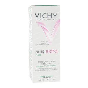 Vichy Nutriextra Body Care Fluid 200 ml
