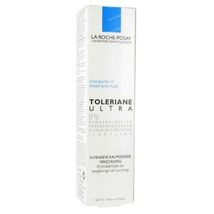 La Roche Posay Toleriane Ultra 40 ml vial