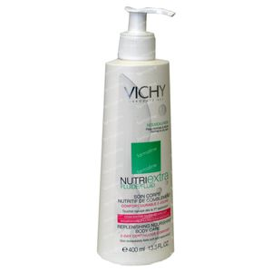 Vichy Nutriextra Body Care Fluid 400 ml