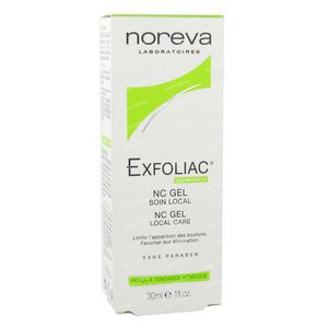 Exfoliac NC Gel 30 ml