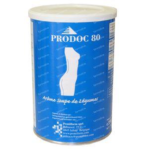 Prodoc 80 Soupe de Legumes 350 g poudre