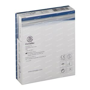 Aquacel Ag Verband Hydrofiber Steriel 5cm x 5cm 10 stuks