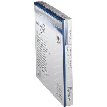 Aquacel Ag Pansement Hydrofiber Sterile 15cm x 15cm 5 pièces