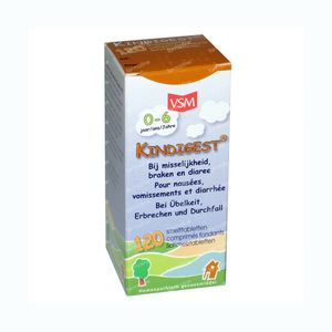 VSM Kindigest Orale 100mg 120 comprimés