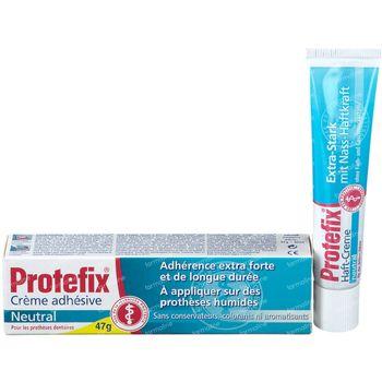 Protefix Crème Adhésive Neutrale 40 ml tube