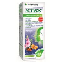Activox Siroop Ademhalingscomfort 150 ml siroop