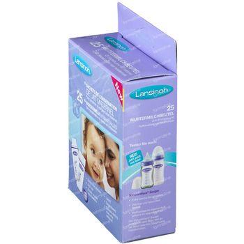 Lansinoh Moedermelk Bewaarzakjes 25 stuks