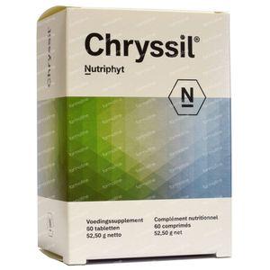 Chryssil 60 Tabl. 60 St Tabletten
