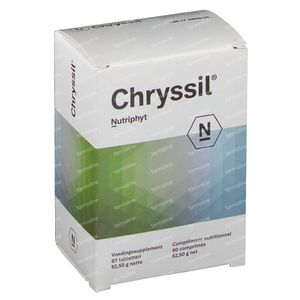 Chryssil 60 tabletten