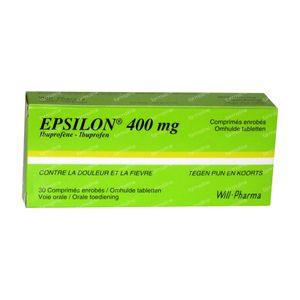 Epsilon 400mg 30 tabletten