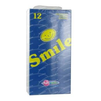 Smile Preservatifs 12 pièces
