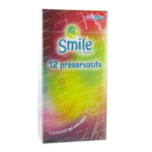 Smile Condoms 12 pezzi