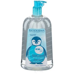 Bioderma ABCDerm H2O Micellaire Oplossing 1 l