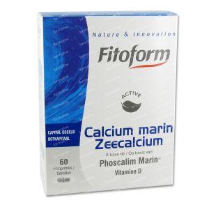 Fitoform Calcium Marin 60 St Comprimidos revestidos