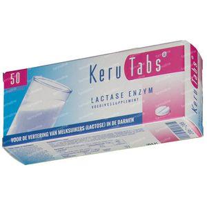 Kerutabs 50 comprimés
