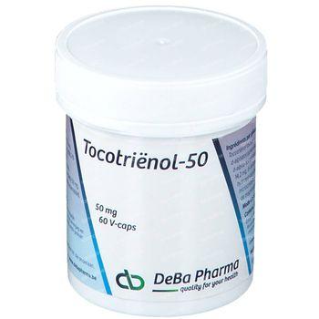 Deba Pharma Tocotrienol-50 60 capsules